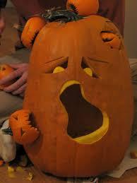 Cool Pumpkin Faces Skull Pumpkin Halloween Pinterest Skull Pumpkin Halloween