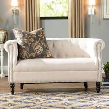 country cottage living room furniture. huntingdon chesterfield loveseat country cottage living room furniture