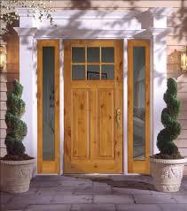 front doors woodBROSCO  Exterior Wood