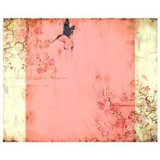 on pink and brown wall art with coral kissed canvas wall art