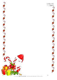 Free Letter From Santa Word Template Free Letter To Santa Template