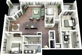 3d home floor plan novic me