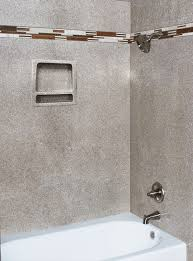 waterproof tub surround two ways to order wall panels