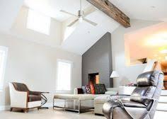 houzz ceiling fans. Wood Beam With Modern Ceiling Fan (Houzz - Rethink Renovations\u0027s Farmhouse) Houzz Fans Z