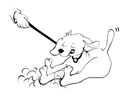 Disney Puppy Dog Pals Coloring Pages Printable Page Amusing Husky To