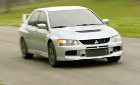 2006 Mitsubishi Lancer Evolution IX First Drive - Review - Car and ...