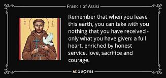 St Francis Of Assisi Quotes 6 Best TOP 24 QUOTES BY FRANCIS OF ASSISI Of 24 AZ Quotes