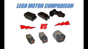 Lego Motor Speed Comparison Rc Buggy Pf M L Xl System 624 9v Train