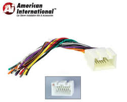 ebay com wire harness aftermarket stereo 07 outlook image is loading ford lincoln car stereo cd player wiring harness