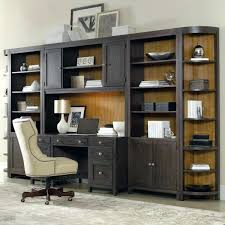 home office units. Home Office Wall Units With Desk Custom Built Desks Unit Wood Accented Ceiling Computer Furniture Ideas Made Offi N
