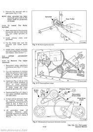bobcat 700 720 721 722 skid steer service manual Bobcat Hydraulic Steering Diagram Bobcat Hydraulic Steering Diagram #22 Bobcat 753 Hydraulic Leak