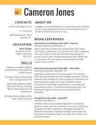 Resume Styles Resume Styles 100 College Resume Template 100 Resume Builder 34