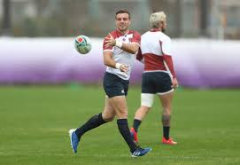 Men's Rugby Union George Ford: Where else would England want to be? |  Morning Star