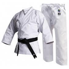 Adidas K220sk Karate Uniform Wkf Approved Sugarrays