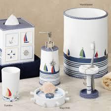 Nautical Bathroom Decorations Nautical Bathroom Accessories Sizemore