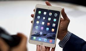 new ipad apple