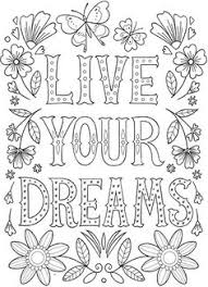 Everything you want to know about printable coloring pages for children is here! Words Coloring Pages For Adults