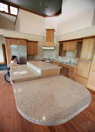 Universal Design Living Lab Accessible Kitchen Counters