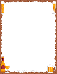 Microsoft Clipart Templates Microsoft Clip Art Templates Printable Beer Border Use The Border In