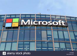 microsoft office building. Microsoft Office Building In Paris, France