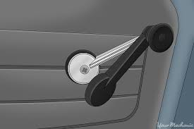 car door latch. Simple Latch Plastic Cover Pried Off Of Windo On Car Door Latch