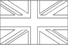 Kleurplaten Engelse Vlag Google Zoeken Thema Engeland Flag
