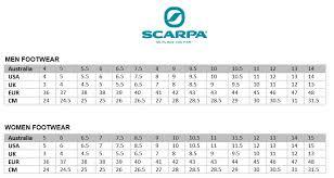 Scarpa Size Chart Details About Scarpa Mojito Hike Goretex Womens Waterproof Hiking Boots Titanium