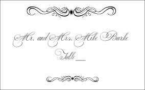 Place Card Design Free Table Card Cliparts Download Free Clip Art Free Clip