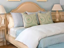 How to make bed sheet Ruffled Curtains How To Make The Perfect Bed Southern Living An Easy Tip For Putting Sheets On Your Bed Without Losing Your Cool