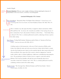 4 5 Mla Formatted Annotated Bibliography Nhprimarysource Com