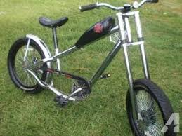 jesse james chopper bicycle classifieds buy sell jesse james
