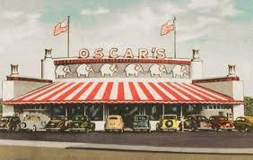 Image result for oscar  double decker hamburger