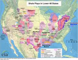 Image result for us shale plays