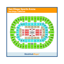Valley View Casino Center Wwe Seating Chart Valley View Casino Center San Diego Reviews Noble Lock