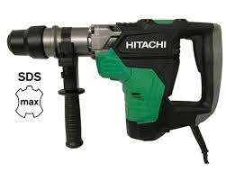 hitachi hammer drill. hitachi dh40mc sds-max rotary hammer drill