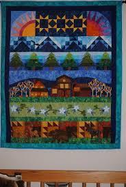 47 best Colorado quilt images on Pinterest   Colorado, Geometric ... & Colorado quilt - sew-a-row? Adamdwight.com