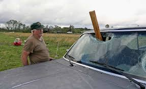 the latest suspected tornado hits rural ohio city 6 hurt