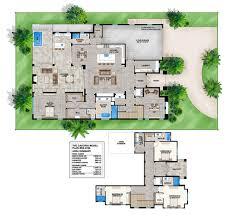 mediterranean house plans. 2-Story Mediterranean House Plan By South Florida Design Plans