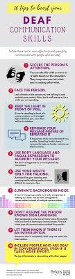 tips to boost your deaf communication skills infographic 10 tips to boost your deaf communication skills
