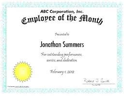 Employee Award Nomination Form Template Letter 3 Templates C Sample