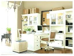 double desks for home office. Home Office Double Desk View In Gallery Work Desks For
