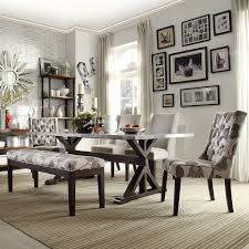 signal hills trumbull stainless steel dining table overstockcom shopping the best deals calabria stainless steel