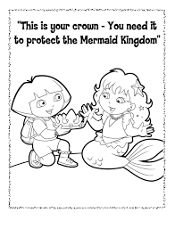 25 Printen Dora En Vrienden Kleurplaat Mandala Kleurplaat Voor