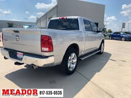 Pre-Owned 2016 Ram 1500 Lone Star RWD 4D Crew Cab