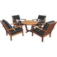 table garden furniture wicker chair bunnings warehouse table