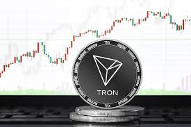 Tron Crypto Chart Tron Trx Jumps 8 5 In Market Wide Upswing As Bulls Start