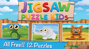 Baby Jigsaw Puzzles For Kids Coloring Games Free Android Appsl