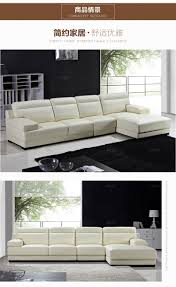 Leather Sofa Set Design Livingroom Furniture Latest Sofa Set New Designs 2019 Modern L Shaped Hall Leather Sofa Set Price Single Seater Sofa Chairs 613