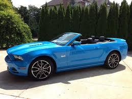 ford mustang 2014 convertible. Modren Ford Jeff Vaughn Driving 2014 Ford Mustang GT Convertible On T
