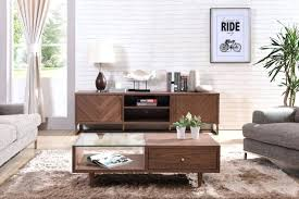 matching tv stand and coffee table ideas about walnut on stands custom glass unit